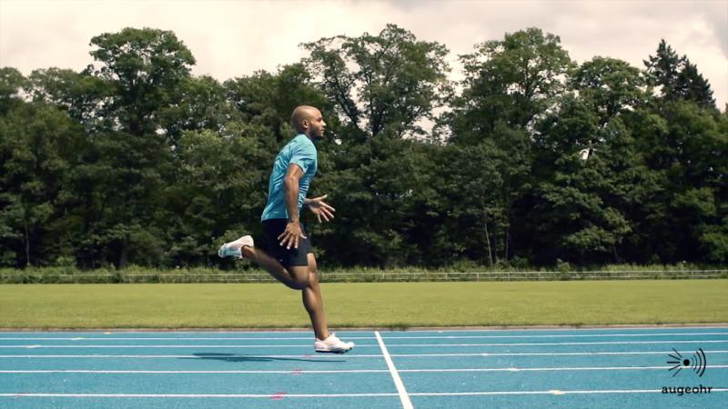 """""""the sprint""""  100 meter Sprint mit MoVI und FS700"""