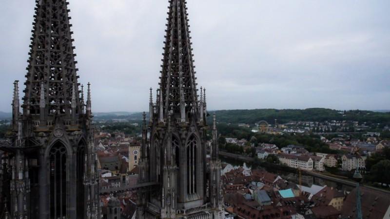 """neuer Beispielfilm online (SWR Aufnahmen """"Dom zu Regensburg"""")"""