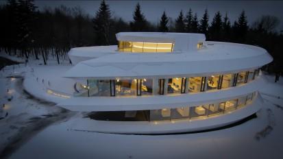 "SWR Dreh ""Haus der Astronomie"""