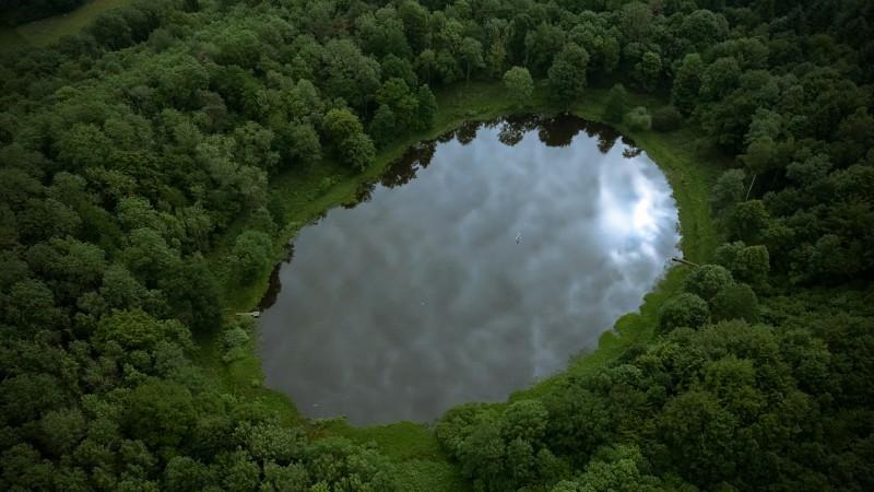 """Naturdokumentation """"vulkanische Eifel"""" Multikopterdreh"""