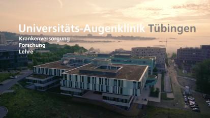 Klinikfilm für die Universitäts Augenklinik Tübingen